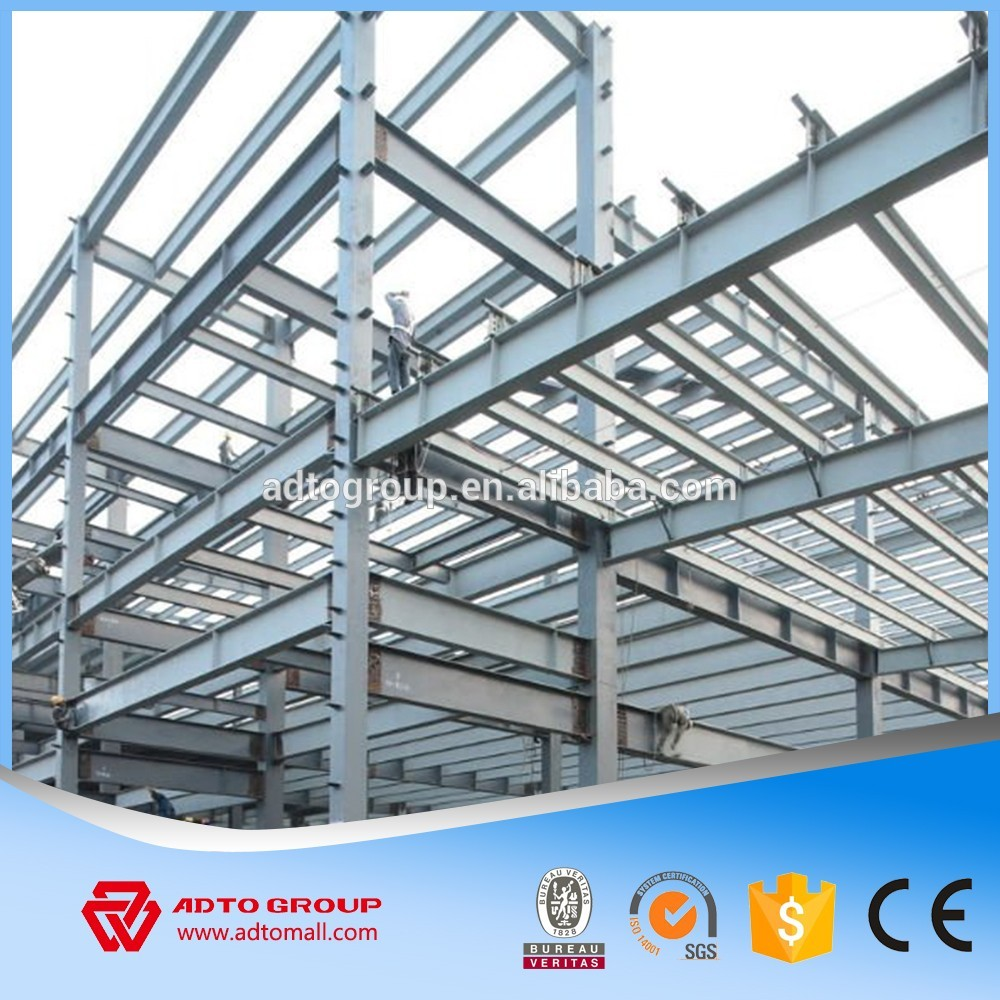 Factory building drawing at free for for Pre manufactured roof trusses