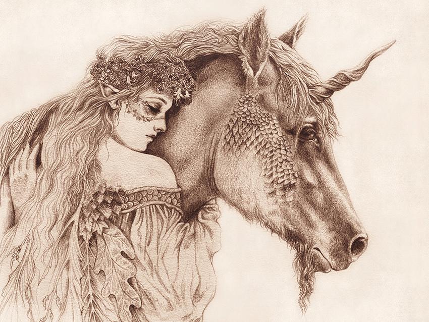 850x638 Ginger Kelly, Australian Fairy Tale Illustrator Lauren Kelly Small