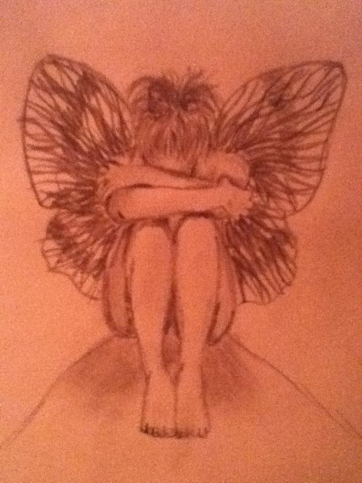 720x960 Fantasy Faerie Drawing In Pencil By Jemmanicolex
