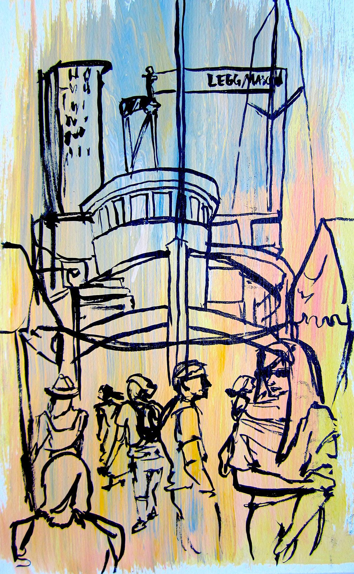 1200x1945 Baltimore Book Fair Drawing Baltimore