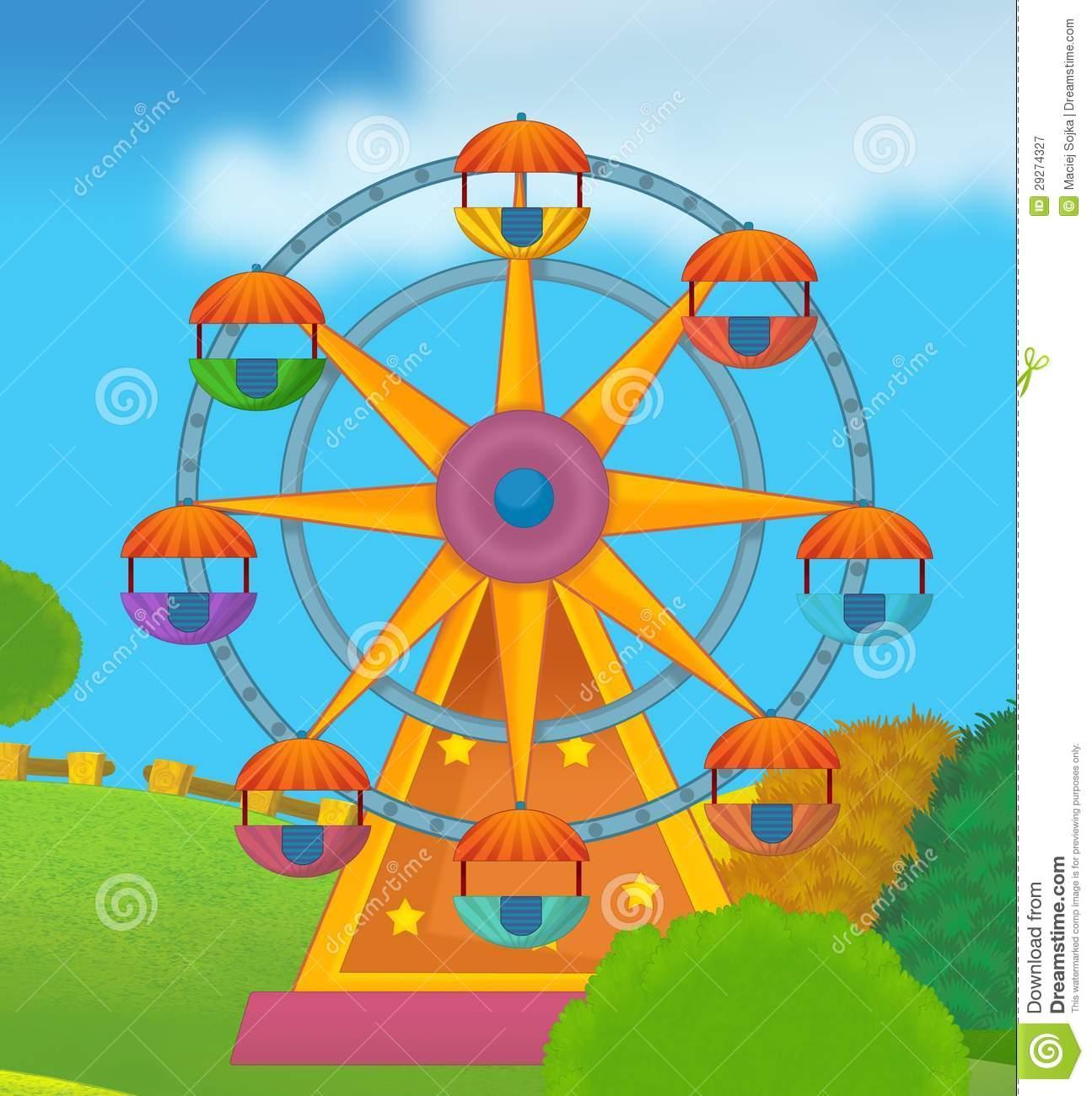 1295x1300 Fun Fair Drawing The Funfair Ayk Heaven Fun Fair