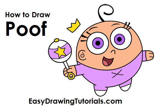 500x350 How To Draw Poof