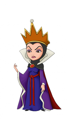 215x382 How To Draw Evil Queen, Snow White, Disney Cartoons, Fairy Tales