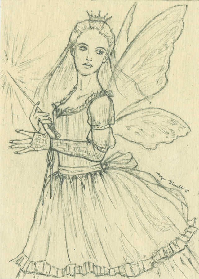 642x900 Pixiegirlstudios I Want To Draw Another Fairy Princess