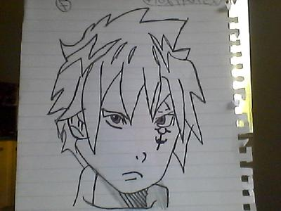 400x300 My 7th Drawing Jellal From Fairy Tail Any Advice
