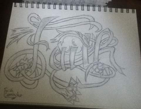 480x371 Heres A Drawing Of My Name (Faith) By Arcanineprincess97