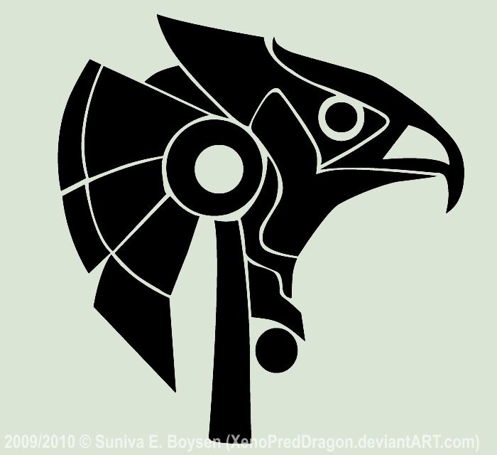 700x640 Head Of Horus By Xenopreddragon On Proyectos Que