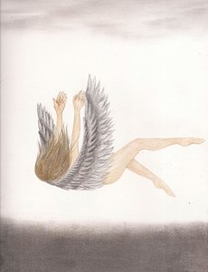 Falling angel drawing at getdrawings free for personal use 230x300 falling angel drawings fine art america thecheapjerseys Choice Image