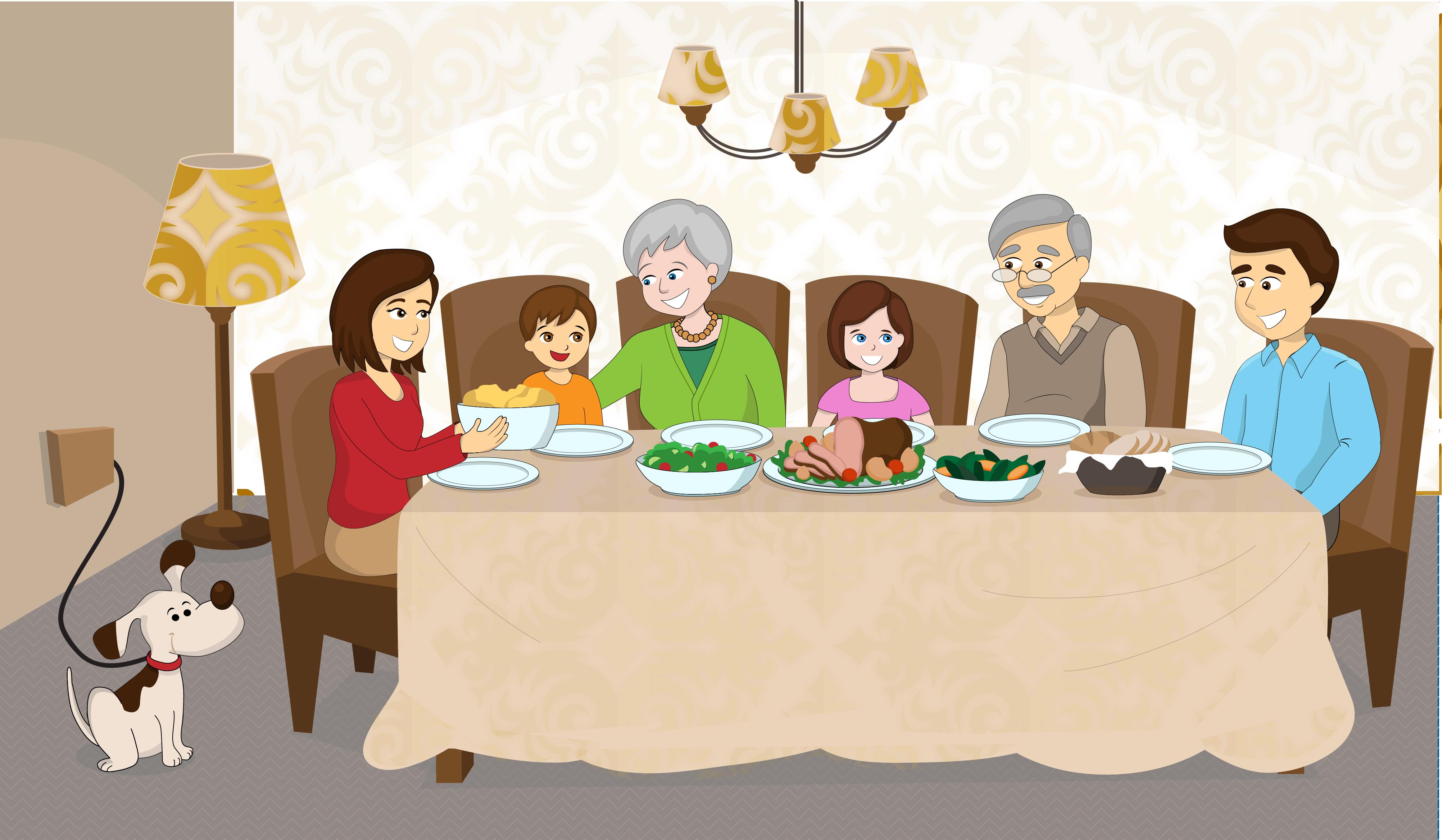 4008x2338 Family Dinner Project Maha