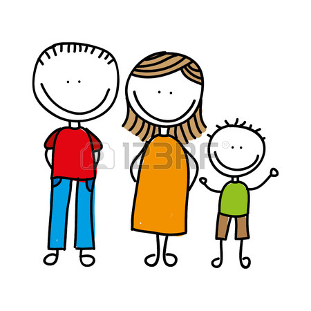 450x450 Family Drawing Stock Photos. Royalty Free Business Images
