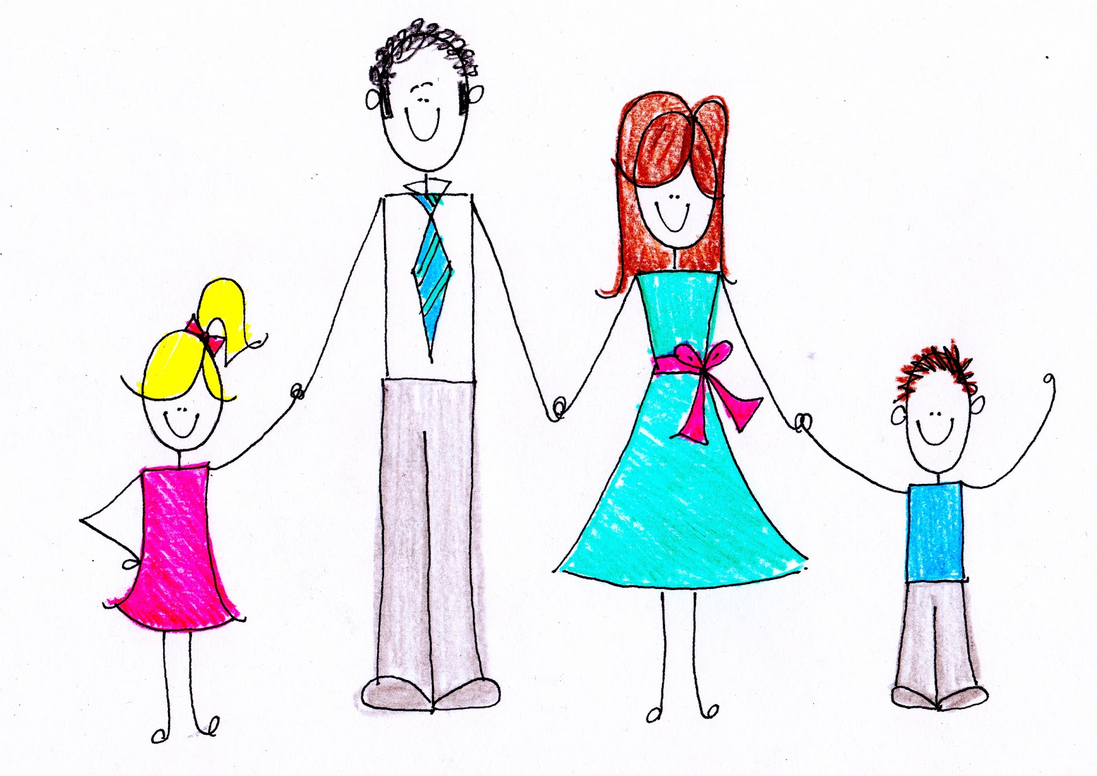 family drawing stick figures at getdrawings com free for personal
