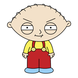 250x250 How To Draw Stewie From Family Guy