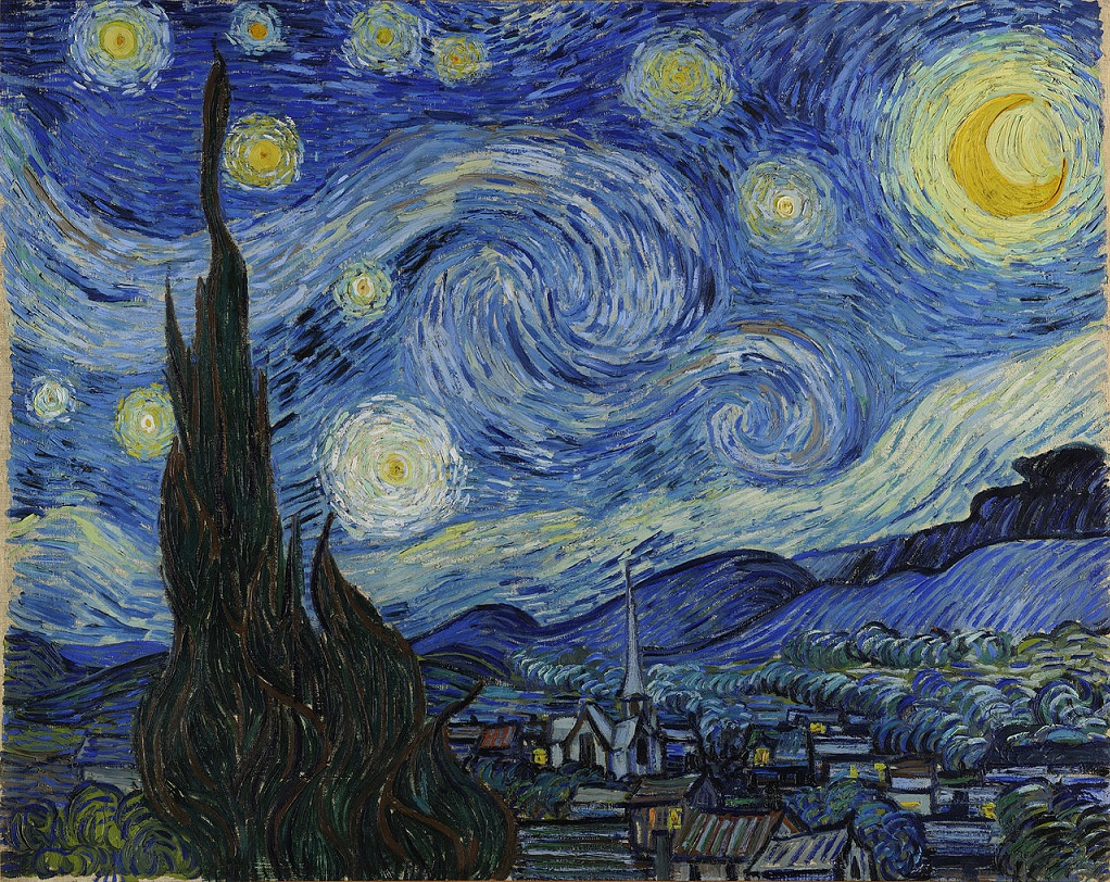1022x812 35 Most Famous Paintings Of All Times