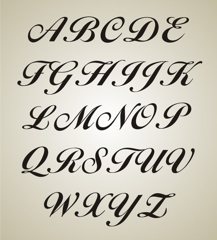 Fancy letters drawing at getdrawings free for personal use 736x815 fancy letters font free bike games maxwellsz