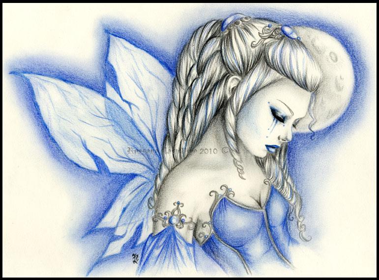 fantasy fairy art Naked