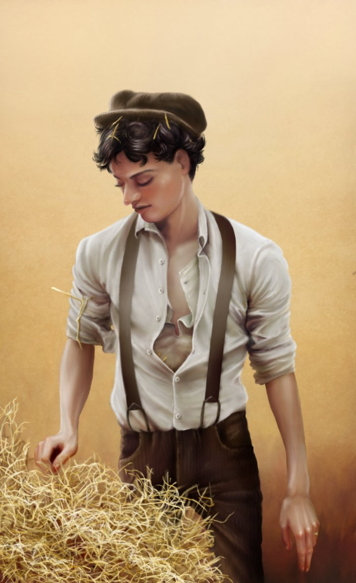 698x1143 The Farm Boy By Oingy Boingy