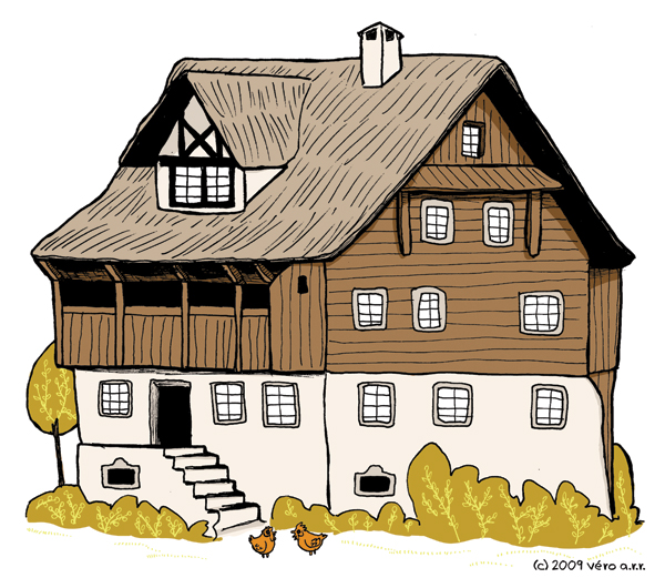 farm house drawing at getdrawings com free for personal use farm rh getdrawings com Cartoon Barn House Farm House Clip Art