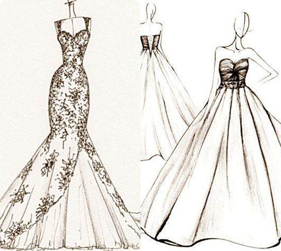 570x510 Draw Fashion Clothes