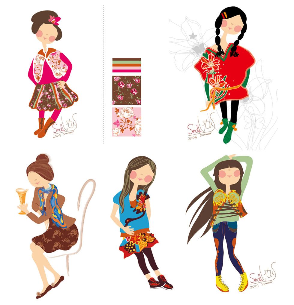 Fashion Drawing For Kids at GetDrawings com | Free for