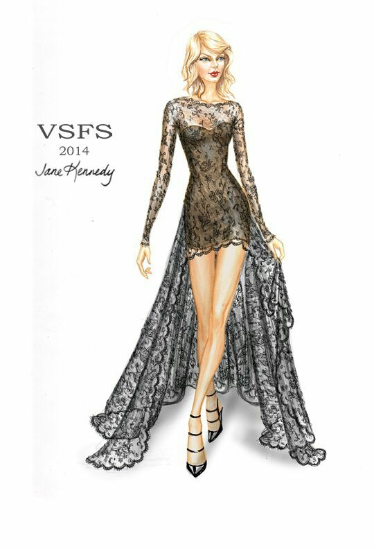 540x792 Pin By Amreen Kabeer On Ammy Fashion Illustrations