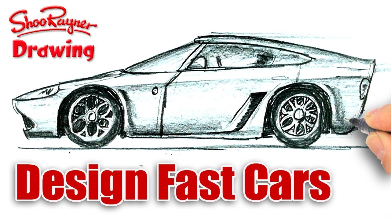 1280x720 How To Design Fast Cars
