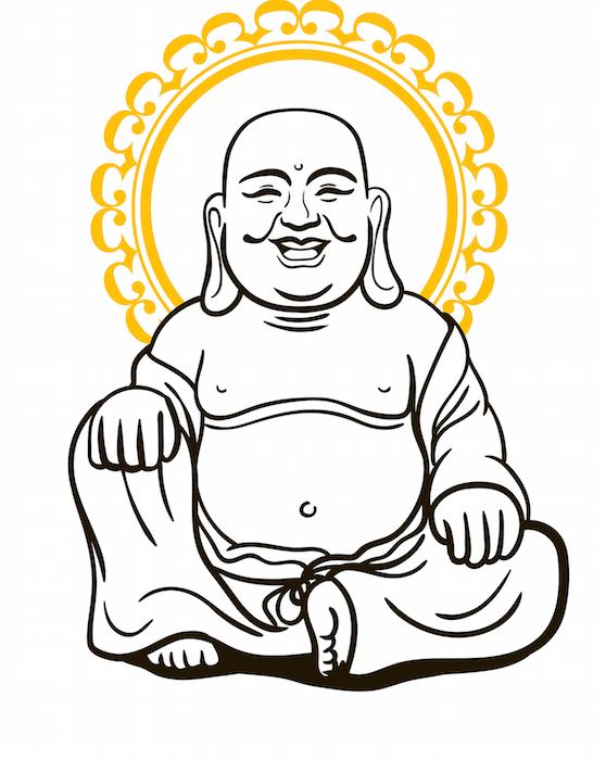 558x700 Buddha Tattoo Meaning