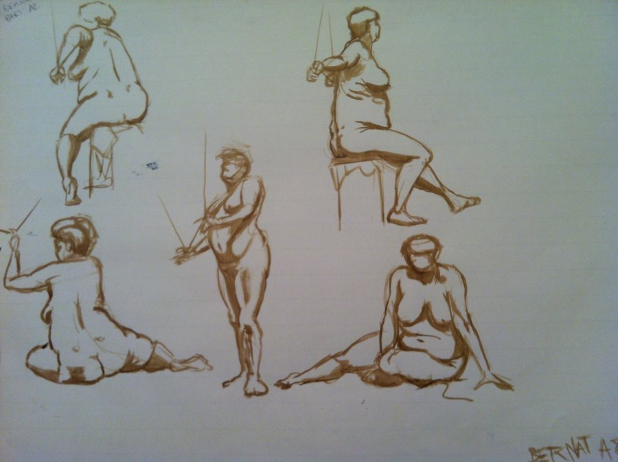 naked-thick-women-drawings