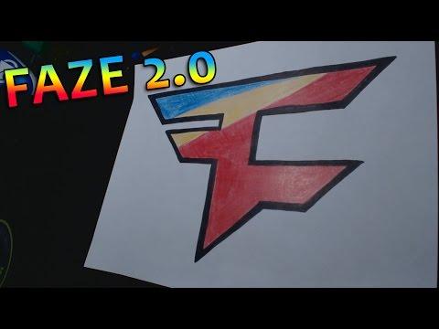 480x360 Faze Rain Logo Drawing
