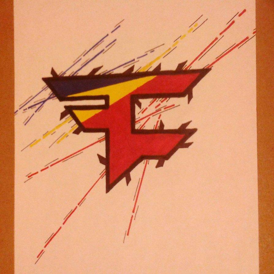 894x894 Sharpie Faze Logo By Nublie