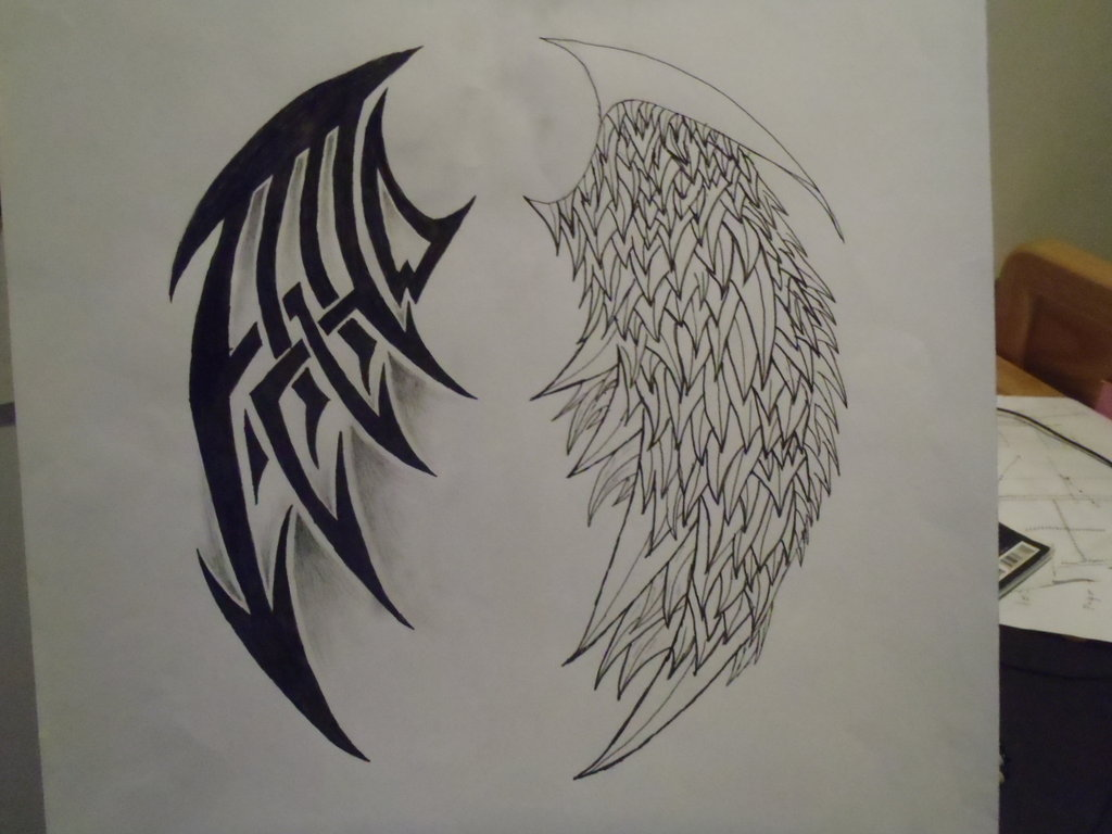 Line Drawing Feather : Feather wings drawing at getdrawings free for personal use