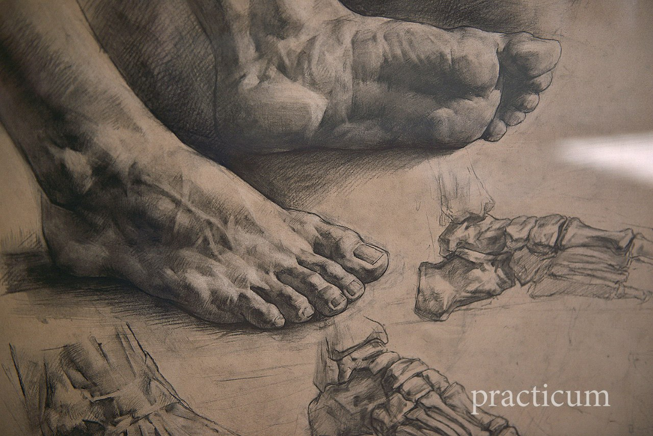 1280x854 Drawing Feet Muddy Colors