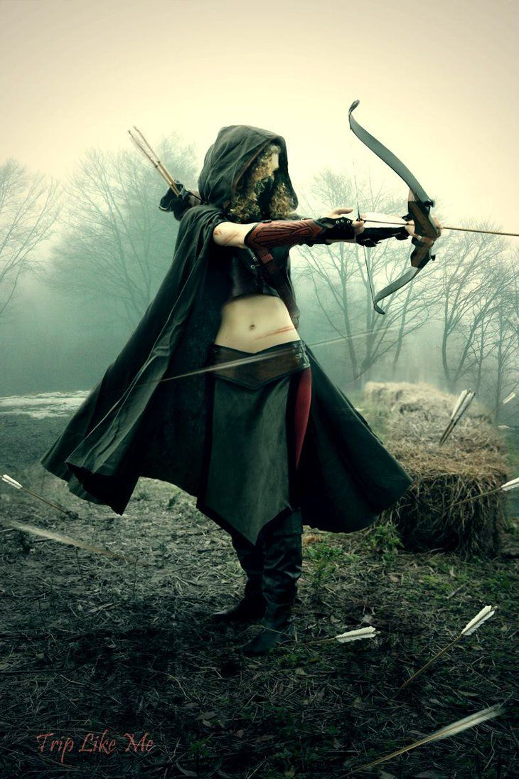 730x1095 Resultado De Imagen De Battle Women Bow Referencesampinspiration