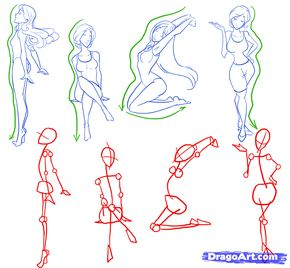 Female Body Figure Drawing at GetDrawings com | Free for personal
