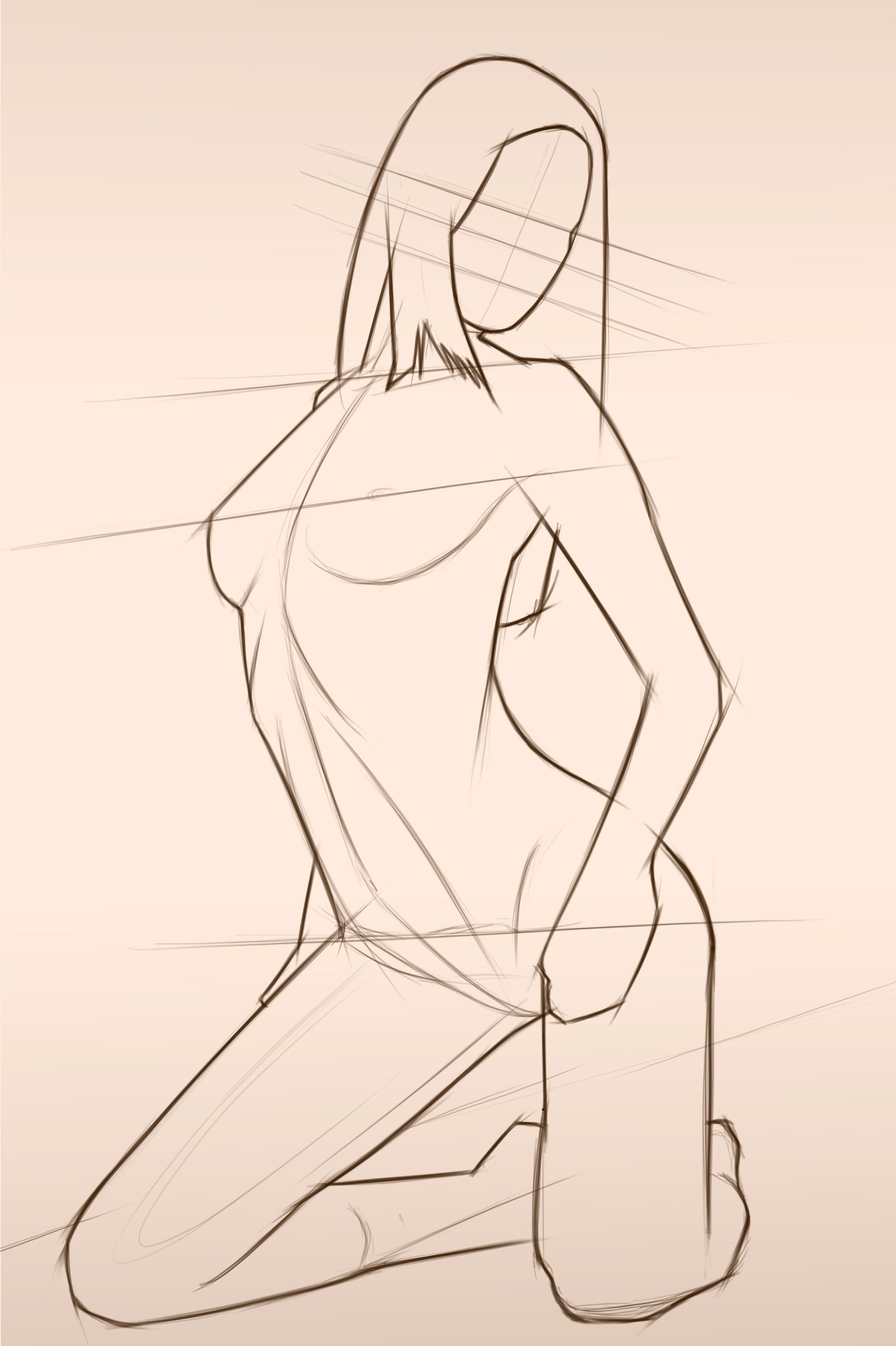 2000x3003 Female Form Sketching Female Bodies, Sketches And Bodies