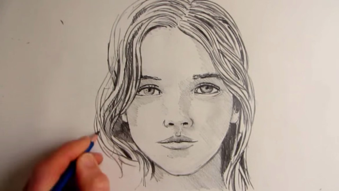 1170x658 photos drawings of female faces