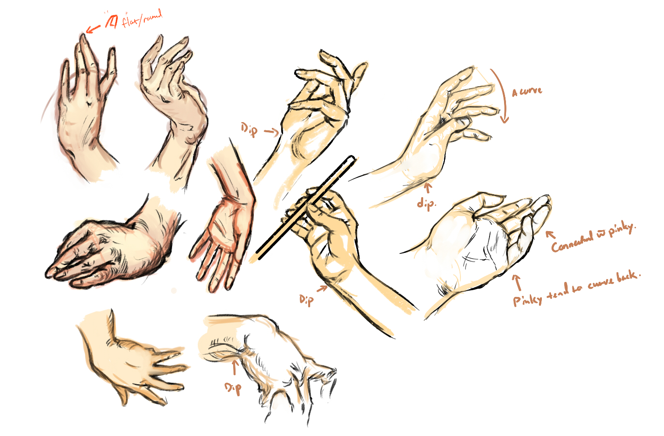 female hands drawing at getdrawings com free for personal use