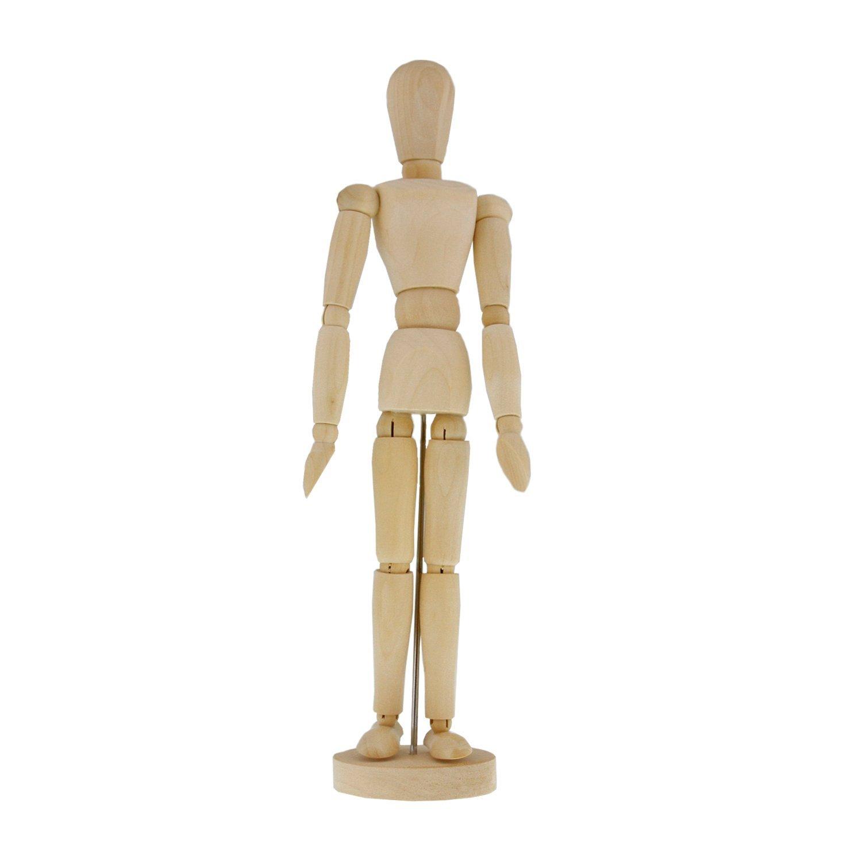 1500x1500 8 Female Manikin Wooden Art Mannequin Figure