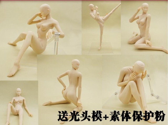 640x477 Female Sketch Drawing Cartoon Art Animation Tools Mannequin Doll