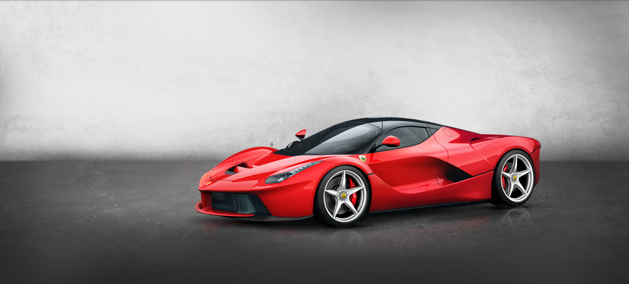 1260x570 Ferrari Laferrari First Hybrid With 963 Cv