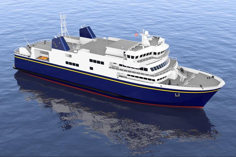 760x507 Alaska Class Ferry Project Home Alaska State Ferry