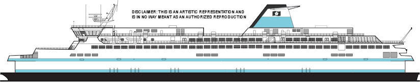824x164 Ferry Boat Drawings And Models West Coast Ferries Forum