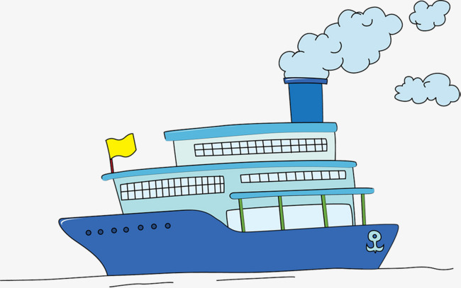 650x407 Vector Drawing Cartoon Boat, Yacht, Yacht Vector, Yacht Icon Png