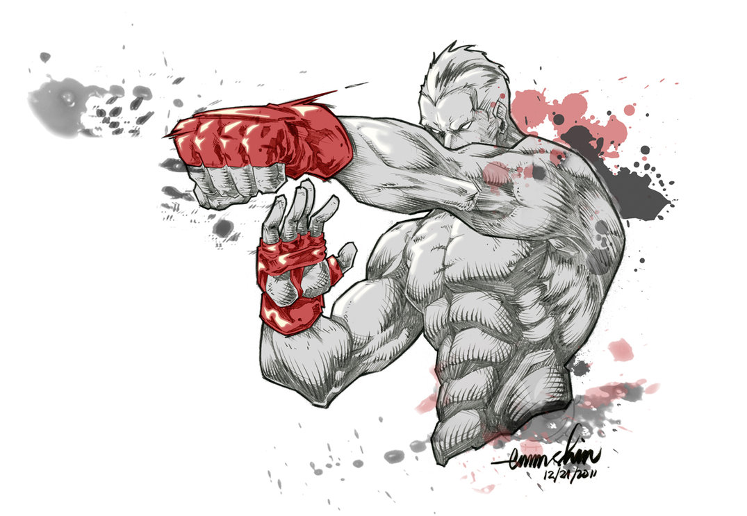 Fighter Drawing At Getdrawings Com Free For Personal Use Fighter