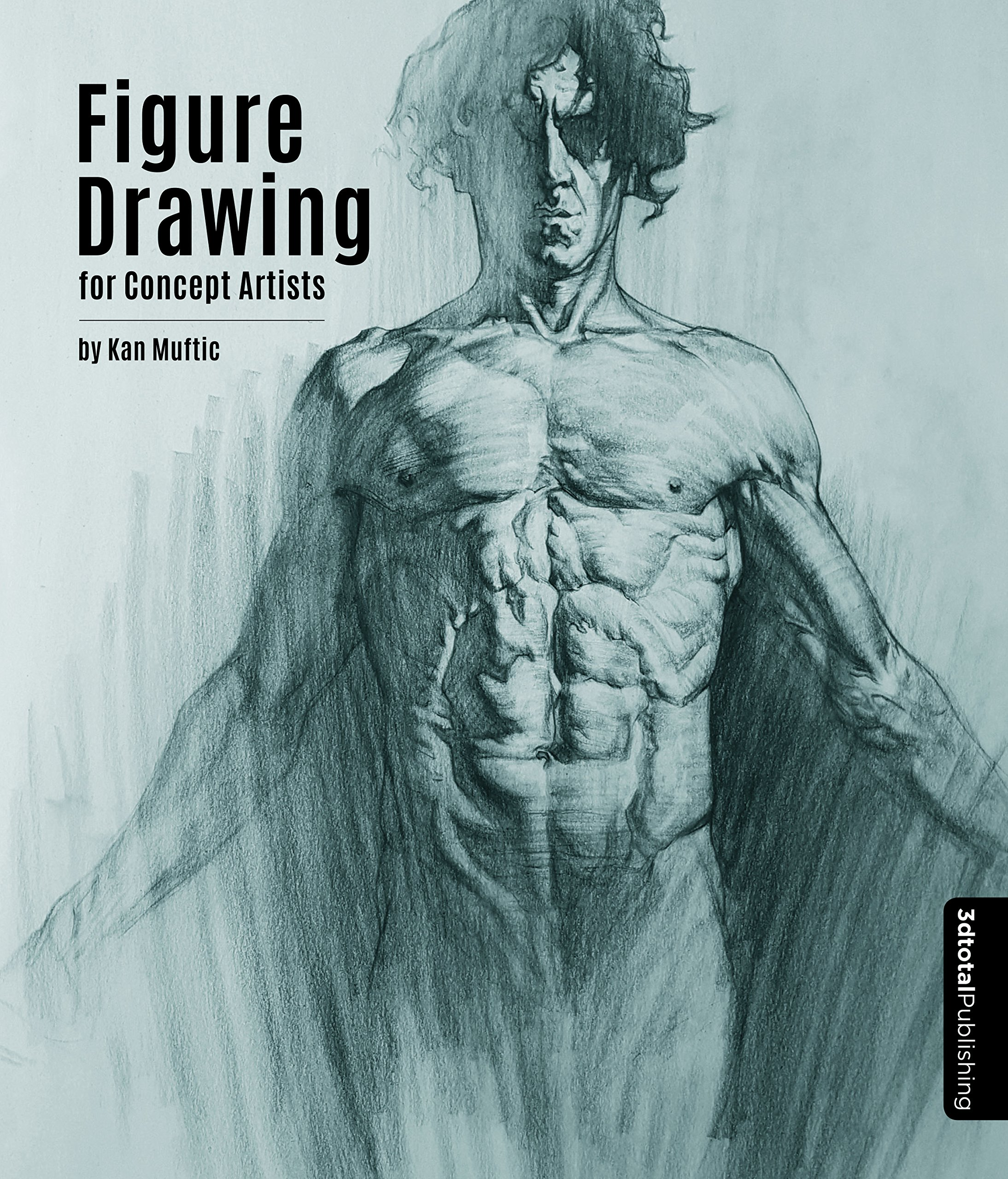 2188x2560 Figure Drawing for Concept Artists Kan Muftic, 3dtotal Publishing