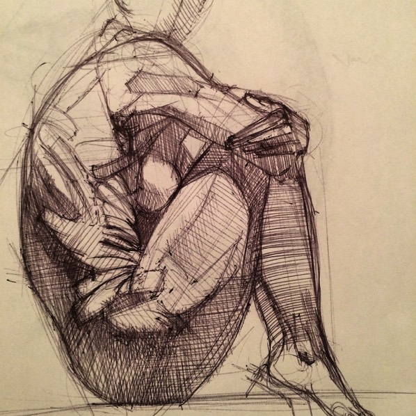598x598 Foundations of Figure Drawing
