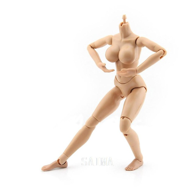 640x640 Female 16 Scale Soldier Action Figure Body Super 26cm10.24