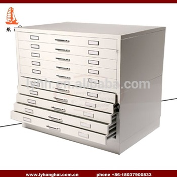 350x350 A1 Archives 10 Drawers File Cabinet Uk Standard Fully Assembled