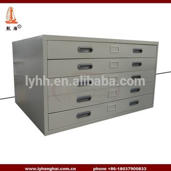 350x350 Architectural Plans Engineering Drawings Lockable 5 Drawers Steel