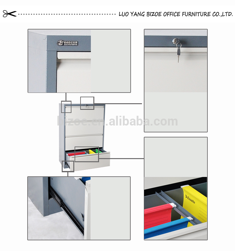750x800 Lateral Filing Cabinet,hanging Filing Cabinet,drawing Filing