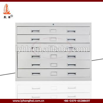 350x350 Lockable Under Desk Pre Assembled School Office Metal Drawing